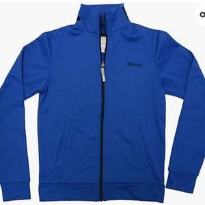 Bench Full Zip Mock Neck Jacket